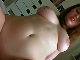 Homemade Fuck With A Busty Cutie Riding Dick